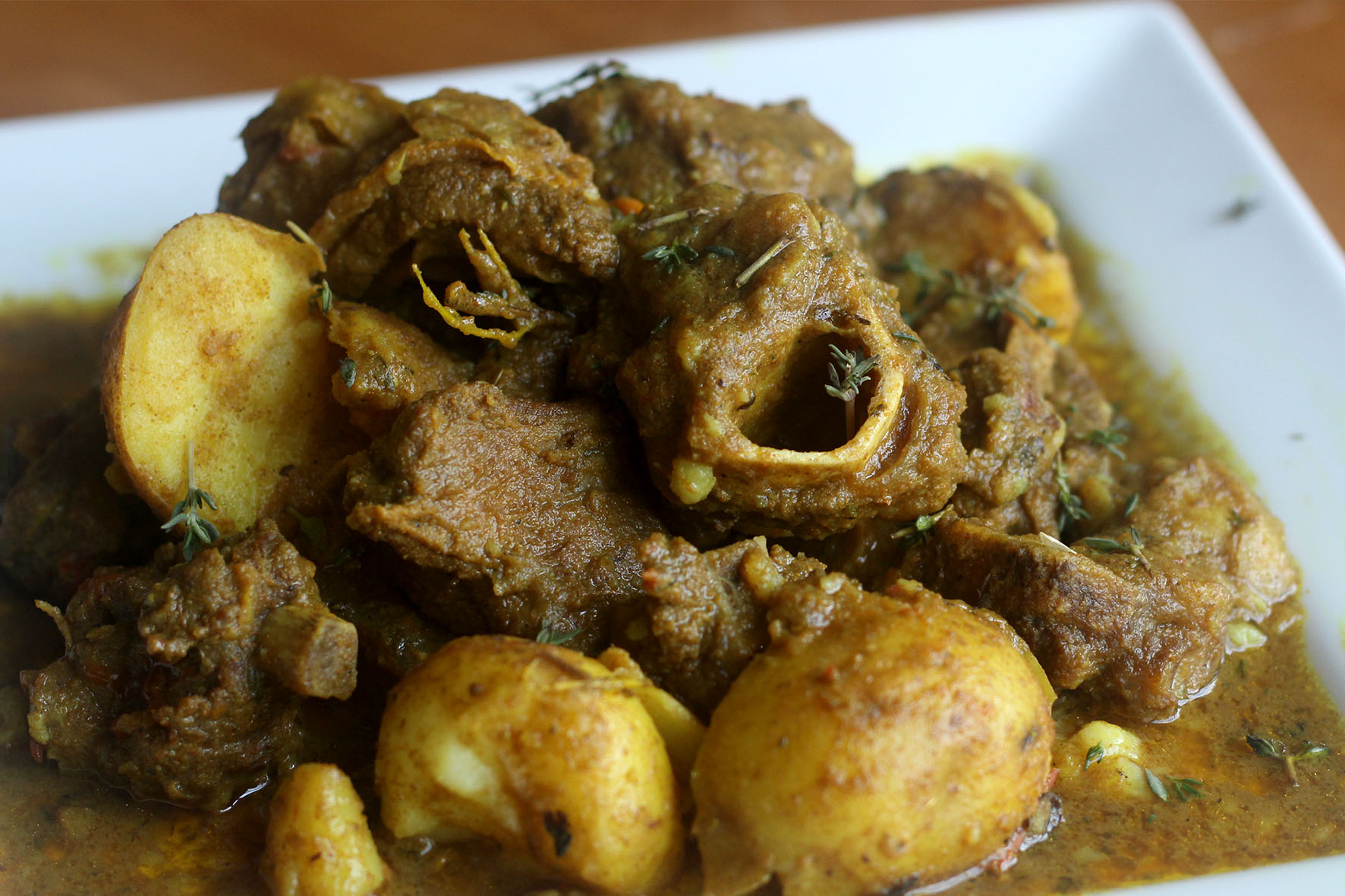 Jamaican Food Curry Goat Jamaican Curry Goat re...