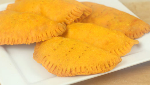 Homemade Jamaican Patties recipe