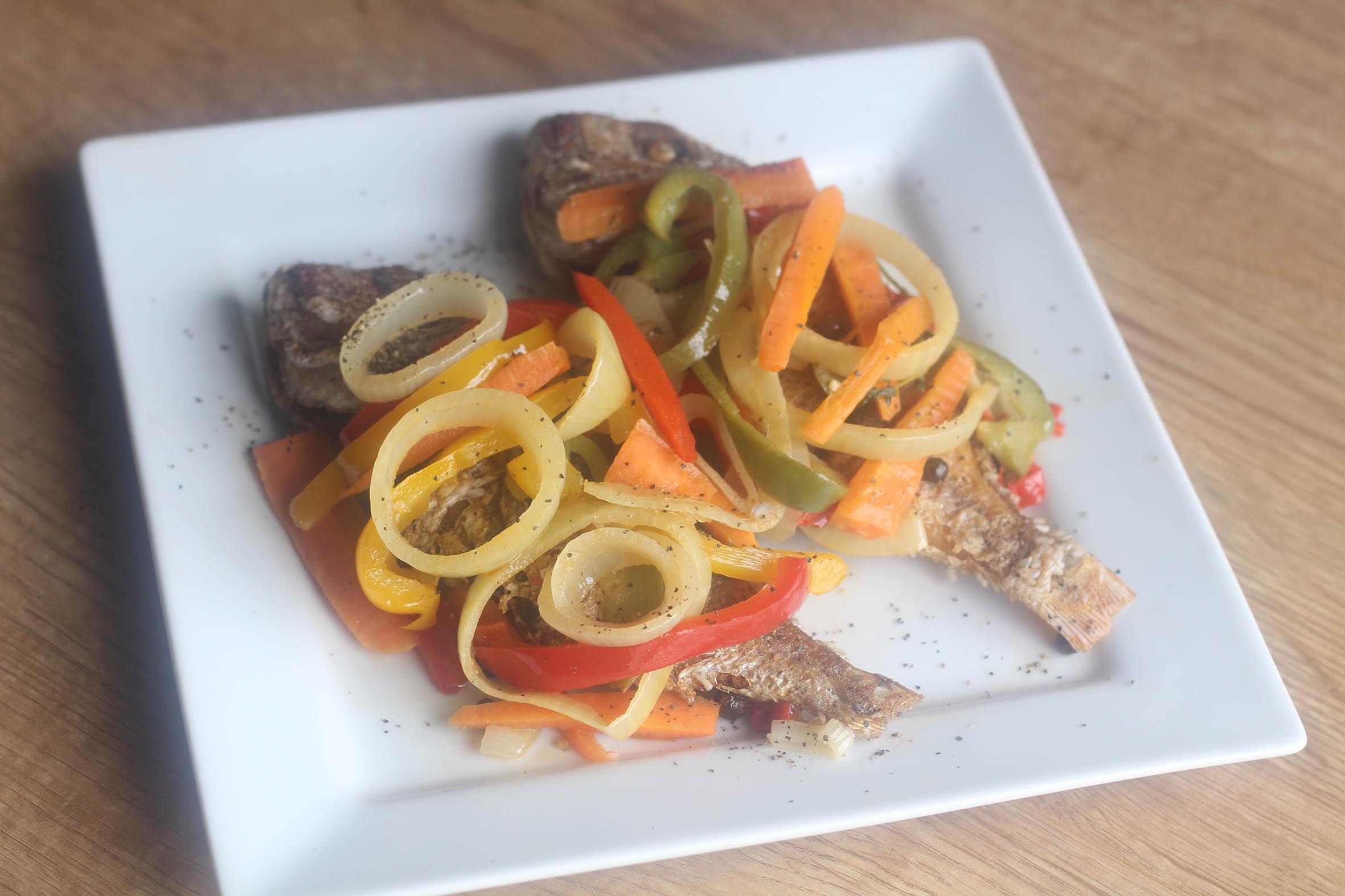 Escovitch fish original flava for Jamaican fried fish