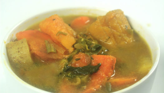 Jamaican Ital soup