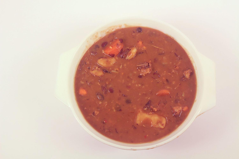 Red Pea Soup | Jamaican Comfort Foods