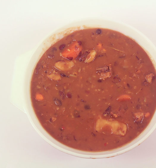 Red Pea Soup | Jamaican Comfort Foods