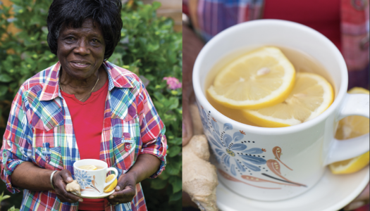 How To Get Rid Of Your Cold (According to Grandma)