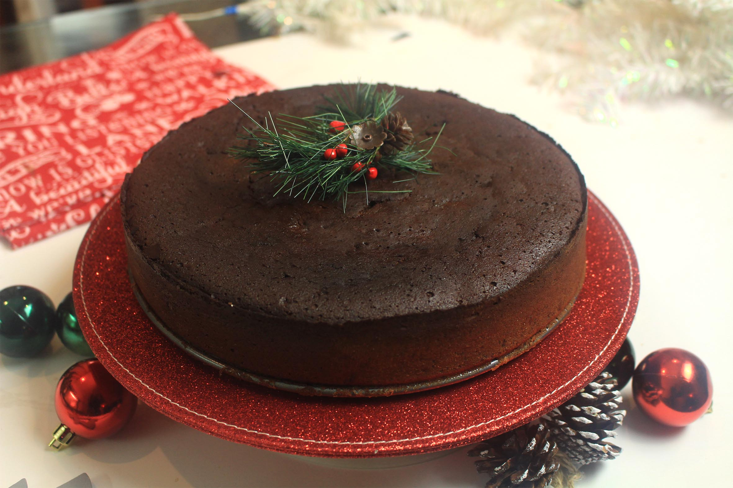 jamaican rum cake for christmas
