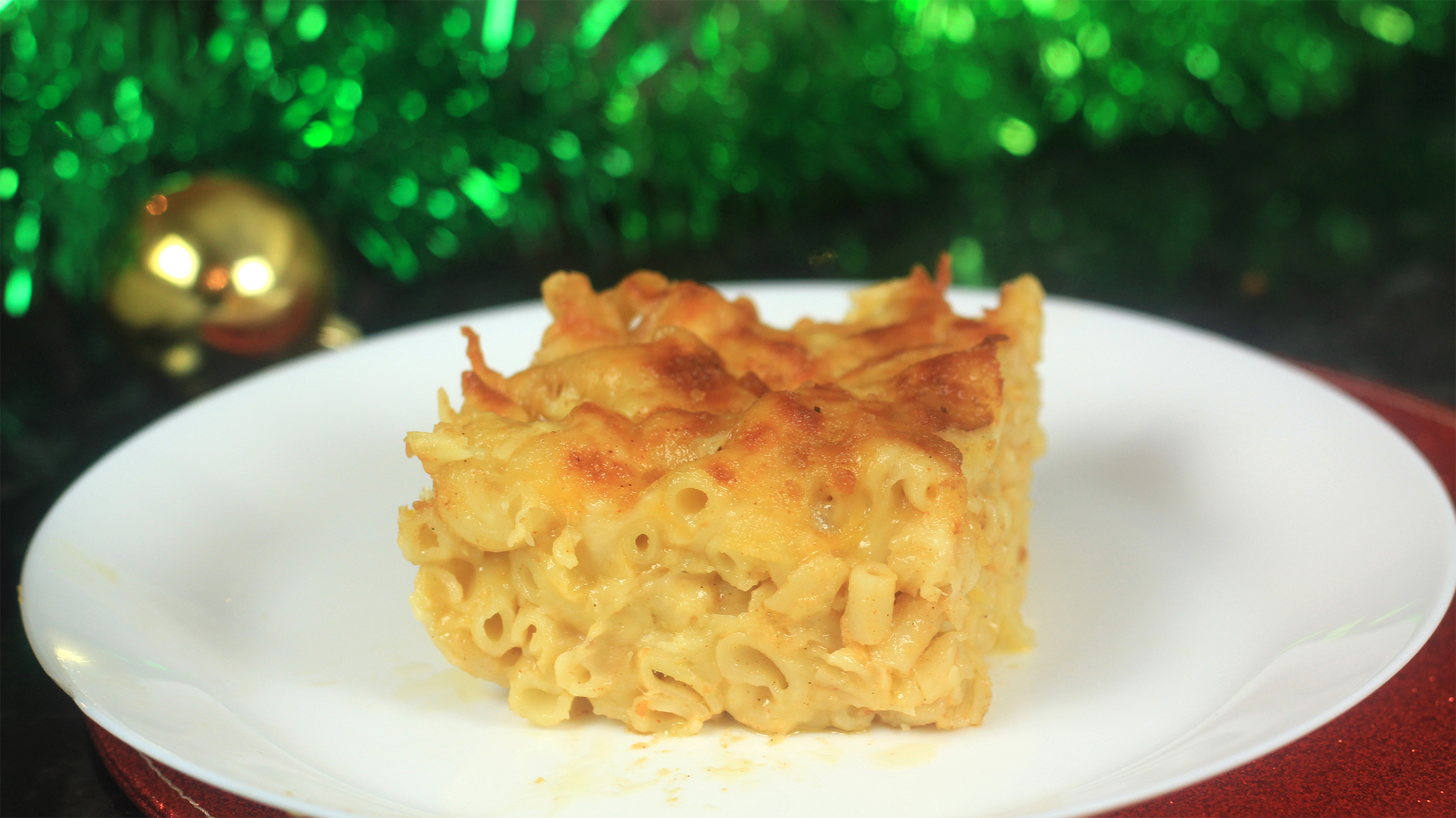 Cheesy Macaroni and chese pie | Original Flava