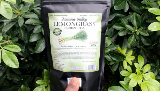 Jamaica Valley Lemongrass tea (Review)