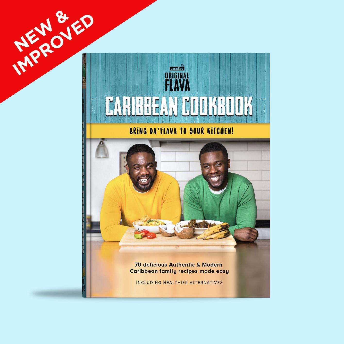 Original Flava Cookbook - Original Flava