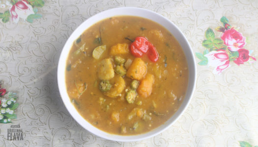 Coconut Curry Vegan Stew