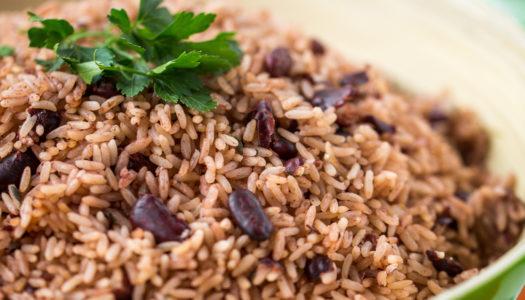 Rice & Peas (Dry peas)