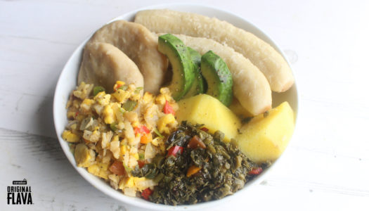Jamaican Hard Food Bowl