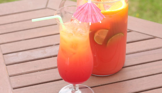 Caribbean Rum Punch recipe