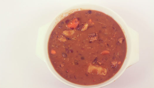 Jamaican Red Pea Soup