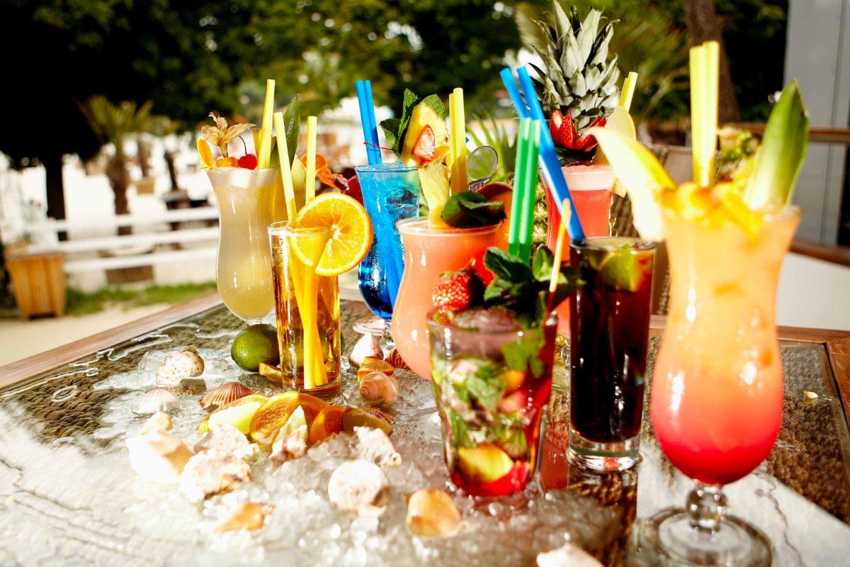 Caribbean Dinner Party Drink Ideas - Original Flava