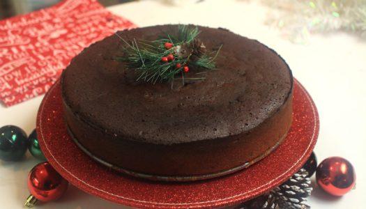 Jamaican Christmas Black cake / Rum cake
