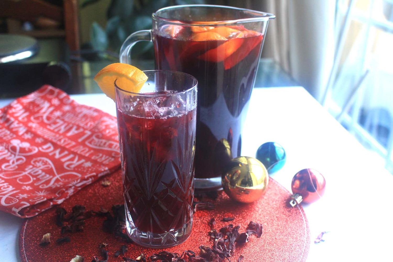 Dinner party drinks | Sorrel