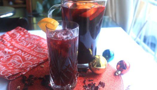 Caribbean Sorrel Drink
