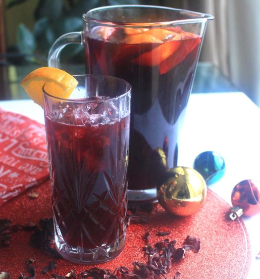 Dinner party drinks | Sorrel