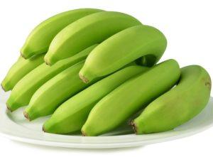 Green Banana   Healthy food