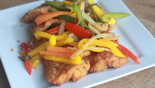 Boneless Escovitch fried fish