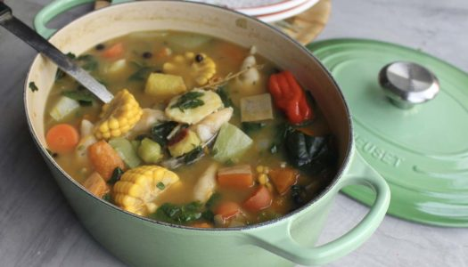 Vegetable Ital soup