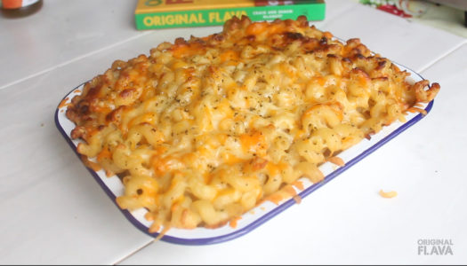 Honey Mac 'N' Cheese