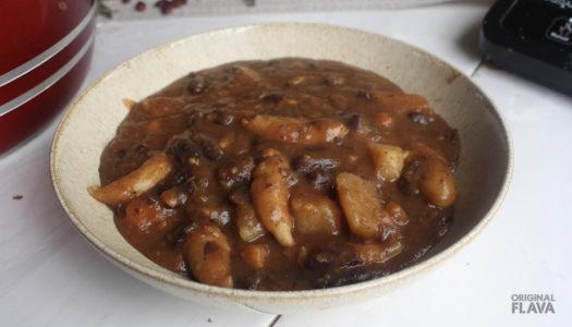 Vegan stew peas