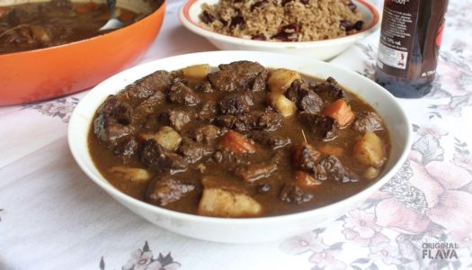 Stout Stew Beef