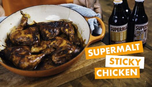 Supermalt BBQ Chicken